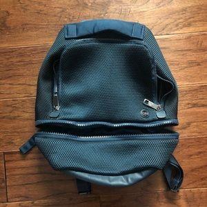 lululemon Mini Backpack in teal